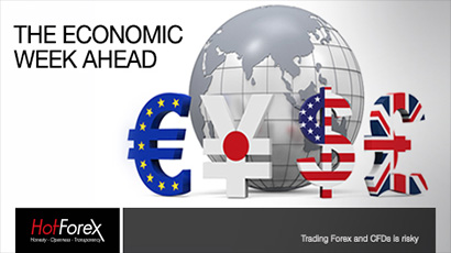 THE ECONOMIC WEEK AHEAD